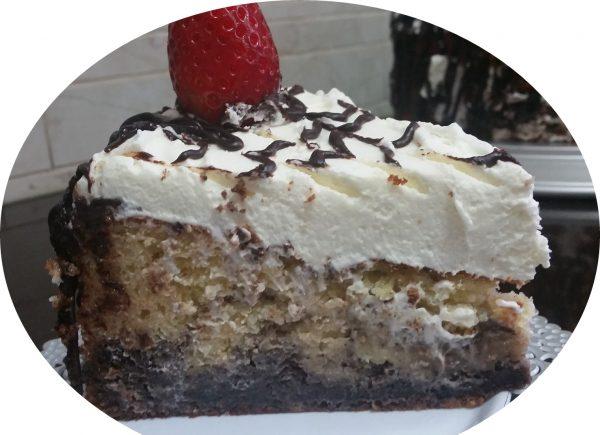 עוגת שיש, פרג, ריקוטה ולימון