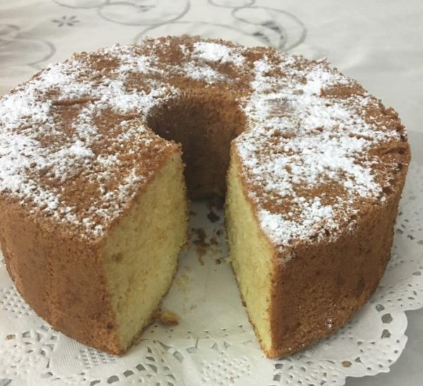 עוגת תפוזים מוצלחת במיוחד