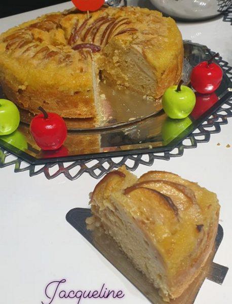 עוגת תפוחים מושלמת