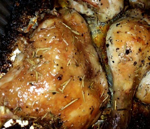 עוף טוסקנה בתנור