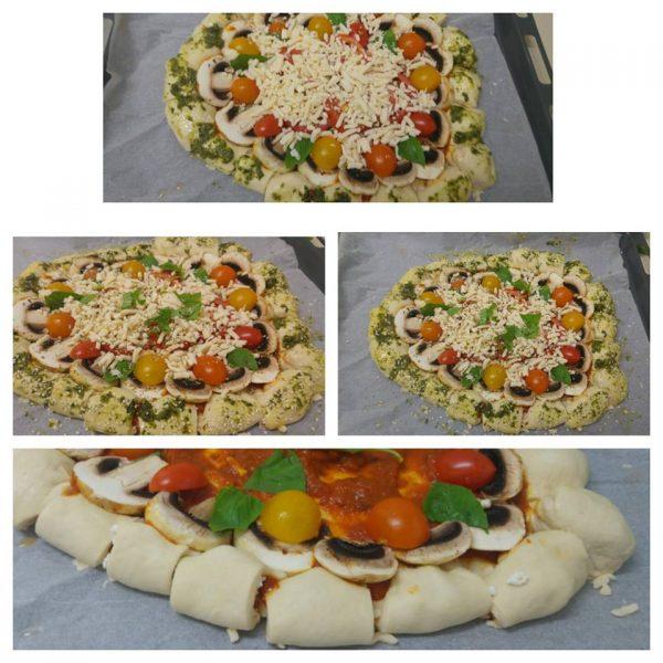 פיצה מיוחדת