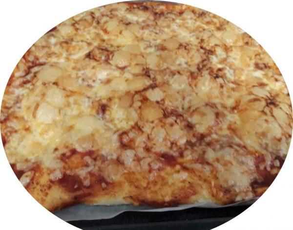 פיצה מרגריטה/זיתים