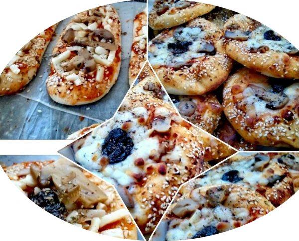 פיציות – מיני פיצה