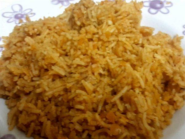 קיצ'רי – תבשיל אורז
