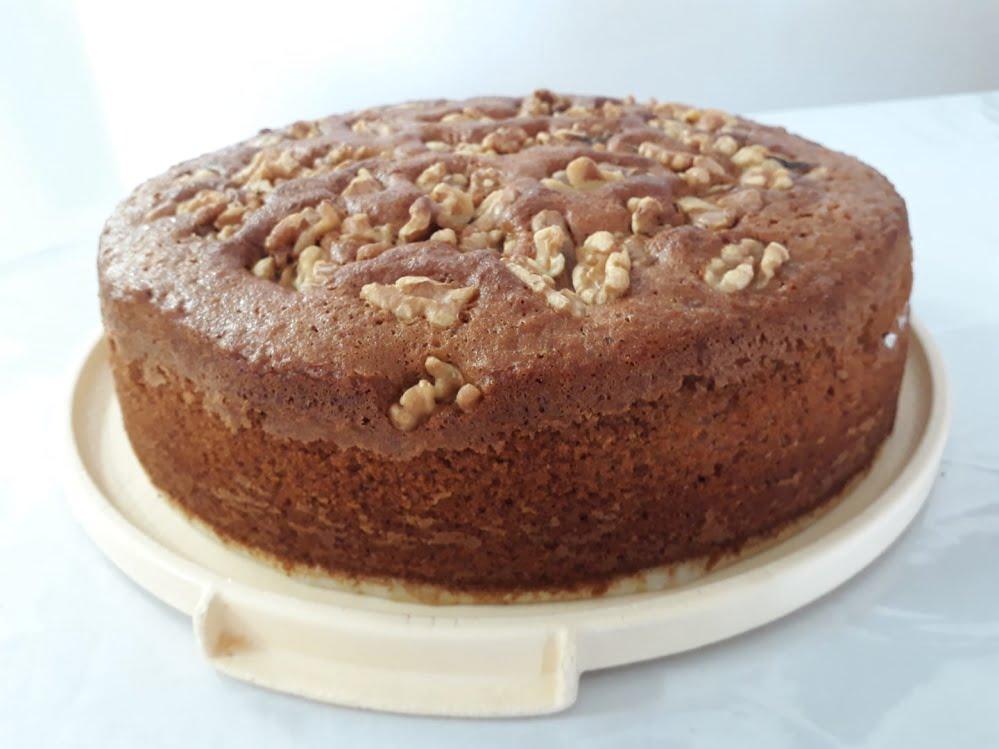 עוגת דבש🍯🍯🍯מצויינת לכבוד החגים_מתכון של תהילה גיל
