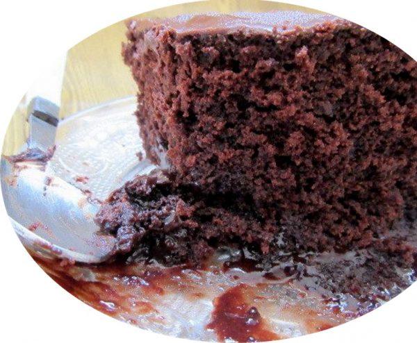 עוגת שוקולד שהילדים לא משאירים פירור