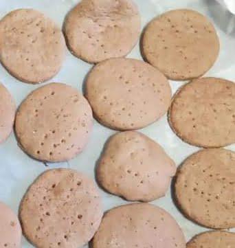 עוגיות  מקמח מלא