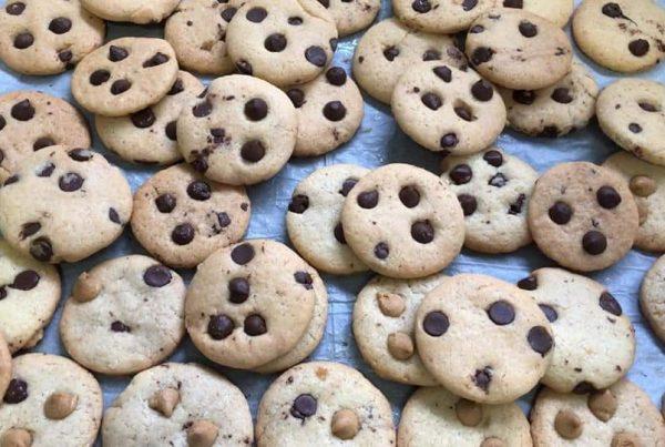 עוגיות שוקולד ציפס 1