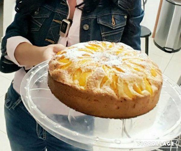 עוגת טורט משמש בחושה בקלי קלות_זקלין פדלון
