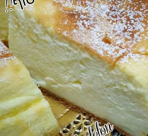 עוגת גבינה סוף