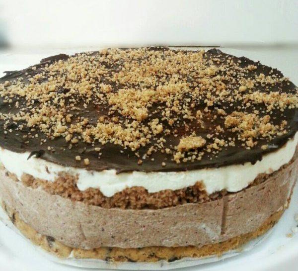 עוגת שכבות שחיתות ….. מושלמת ליום הולדת