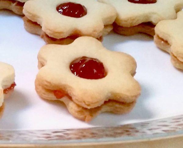 עוגיות ריבה