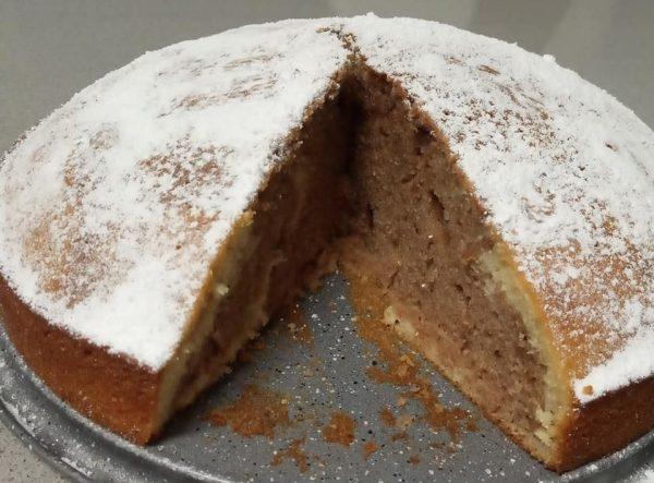 עוגת  תפוז שיש