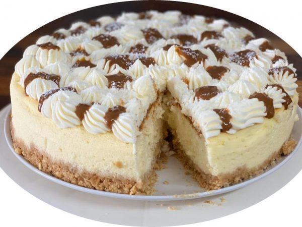 עוגת גבינה אפויה קלה_מתכון של שרה יוסף