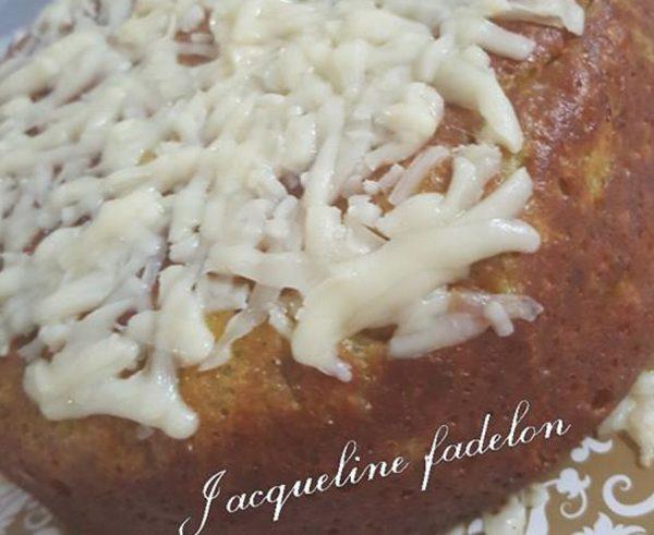 פשטידת ברוקולי ובטטה עם גבינות וציפוי פרמזן