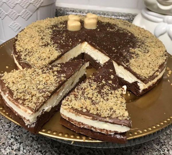 עוגת קרמבו לפסח ולכל ימות השנה מעדן