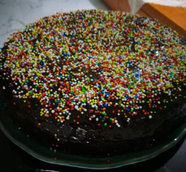עוגת שוקולד_מתכון של שרה יוסף