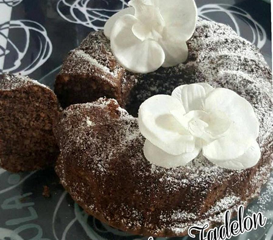 עוגת טורט,מלא אגוזי מלך ושוקולית טעימה וקלה להכנה