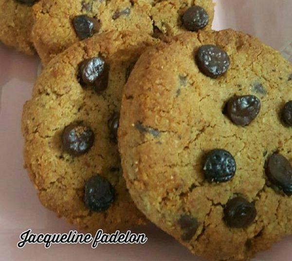 עוגיות קוקיס עם חמאה ושוקולד צ'יפס כשרות לפסח