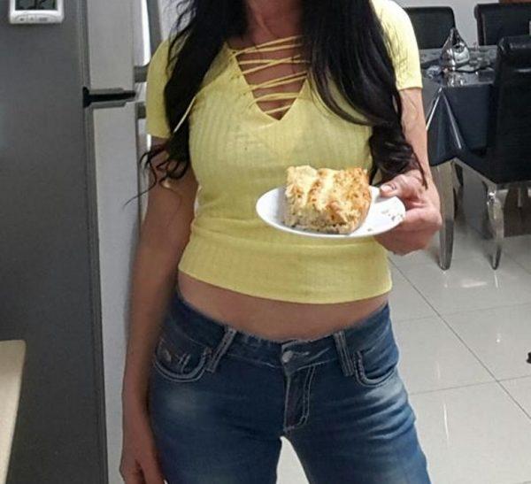 קנלוני במילוי גבינת עזים,גמבה ובצל