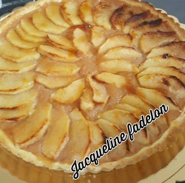 טארט תפוחים כשרה לפסח