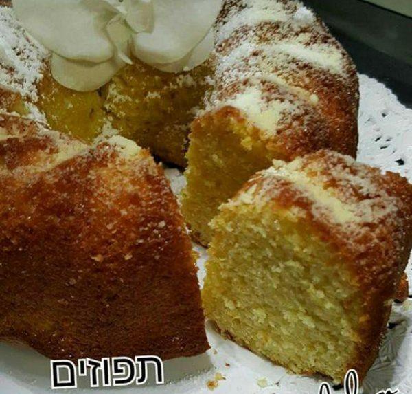 עוגת תפוזים כשרה לפסח
