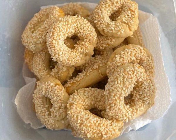 עוגיות מלוחות , טעימות וממכרות