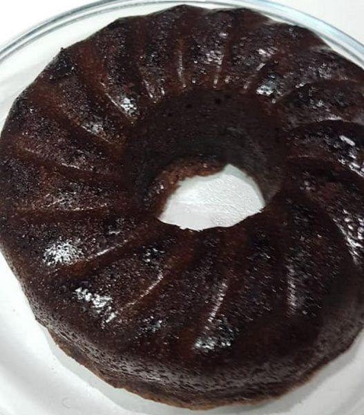 עוגת שוקולית