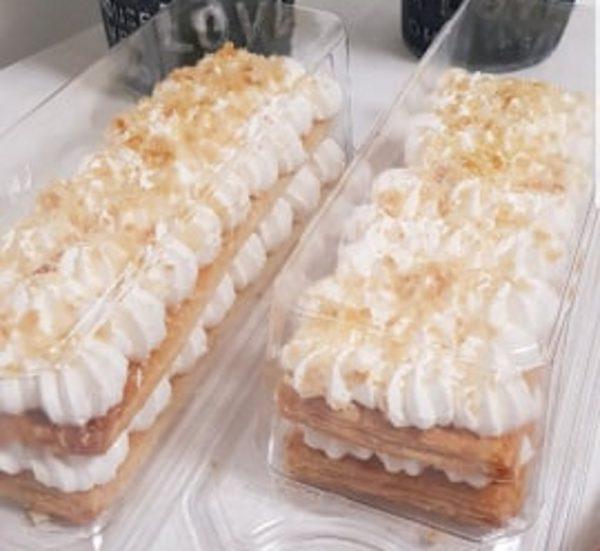 עוגת נפוליאון אורגינל