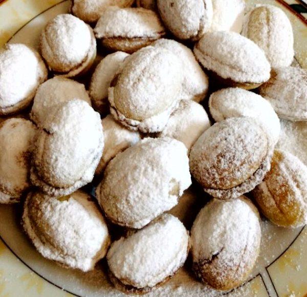 אורושקו- עוגיות אגוזים