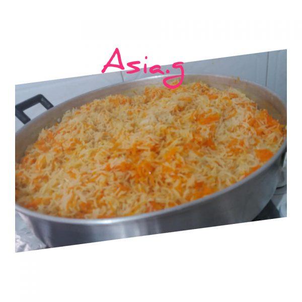 אורז מאודה וגולש