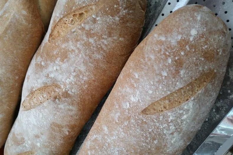 לחם בסגנון איטלקי