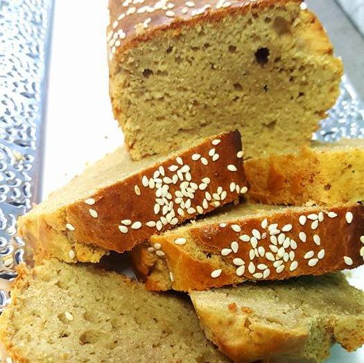לחם טחינה