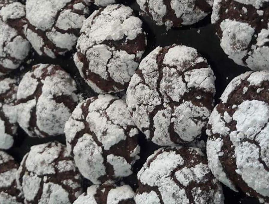 מושלגות שוקולד פרווה_מתכון של שפרה אזולאי