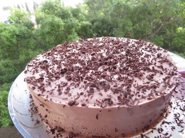 עוגה חגיגית כשרה לפסח