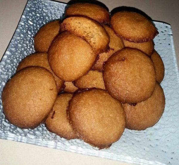 עוגיות לוטוס קרמל
