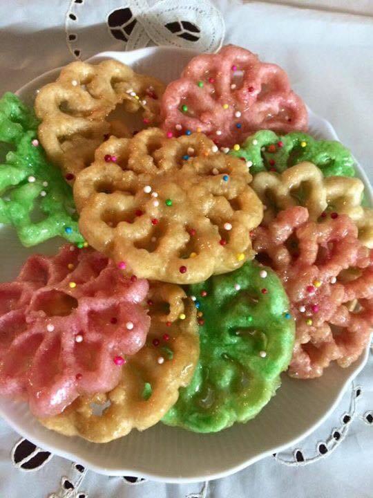 עוגיות פרחי הלוטוס