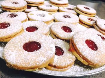 עוגיות ריבה_מתכון של עינת חנניה