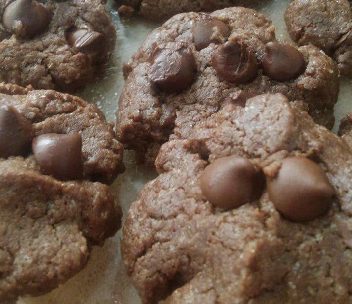 עוגיות שוקולד ציפס מהירות