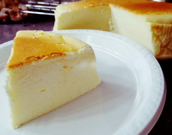 עוגת גבינה אפויה – כשרה לפסח