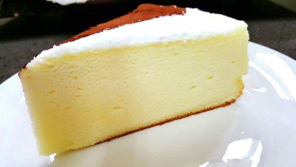 עוגת גבינה ב 3 מרכיבים בלבד