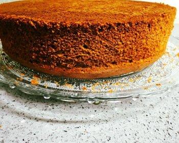 עוגת דבש גבוה רכה