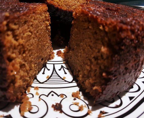 עוגת דבש ללא גלוטן מקמח טף_עינת חנניה