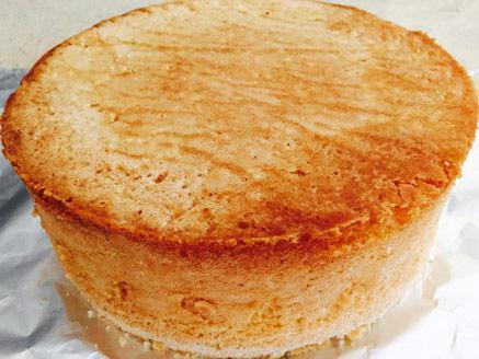 עוגת טורט בסיסית וקלה להכנה