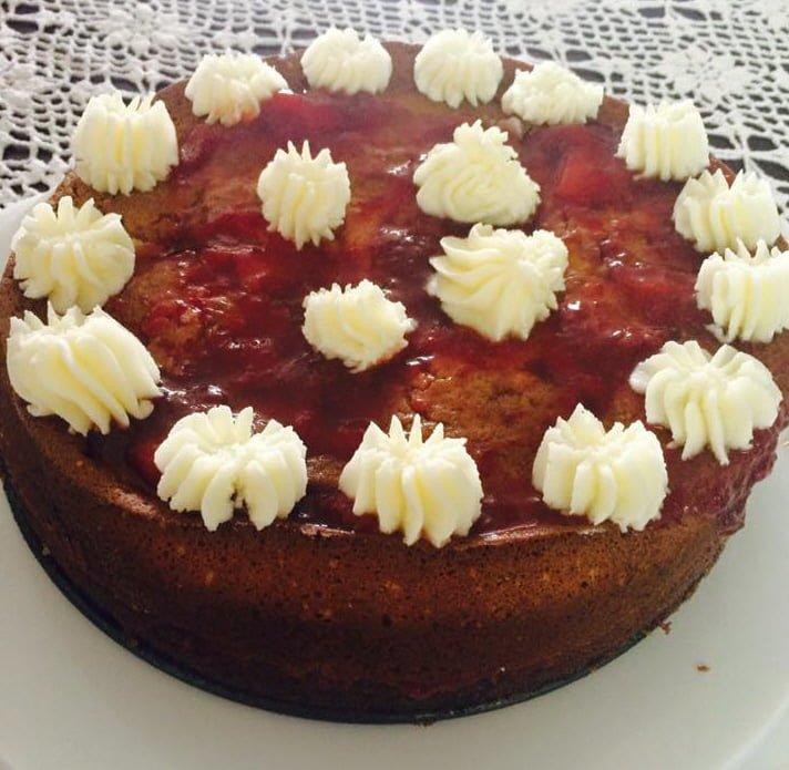 עוגת טורט פשוטה וטעימה