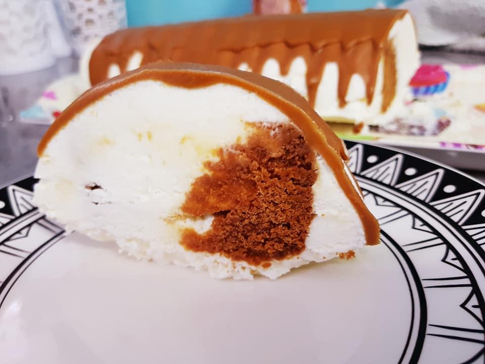 עוגת לוטוס קלה ופשוטה
