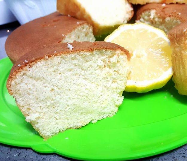 עוגת לימון ענן_מתכון של עינת חנניה
