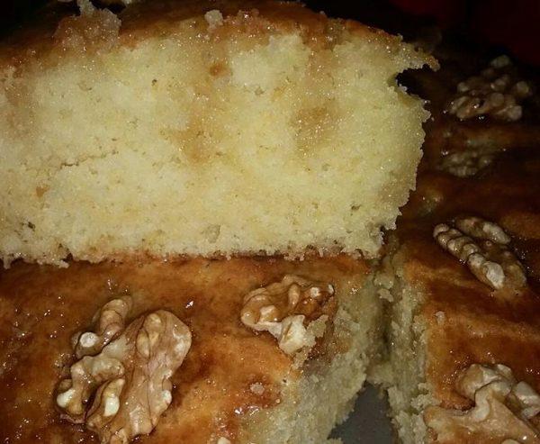 עוגת מייפל הכי טעימה