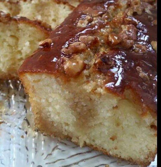 עוגת מייפל מדהימה