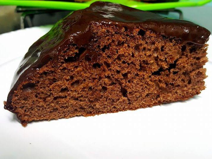 עוגת נוטלה ב 10 דקות כולל אפיה